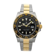 Rolex 116713LN Steel GMT-Master II 40mm pre-owned United States of America, Pennsylvania, Bala Cynwyd