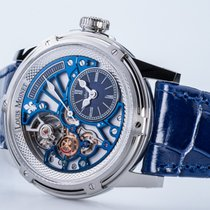 Louis Moinet Steel 44mm Automatic LM-50.10.20 new