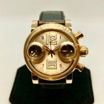 Graham Rose gold Automatic 2SWAR pre-owned