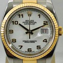 Rolex Acero y oro 36mm Automático 116233 usados