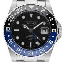 Davosa Ternos Professional neu Automatik Uhr mit Original-Box und Original-Papieren 161.571.45