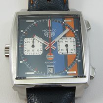 TAG Heuer Monaco CAW211R.FC6401 Unworn Steel 39mm Automatic