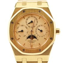 Audemars Piguet Royal Oak Perpetual Calendar 25654BA 1990 pre-owned