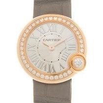 Cartier Ballon Blanc Rose gold 26mm Silver