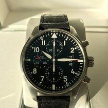 IWC Pilot Chronograph IW377701 2013 usados