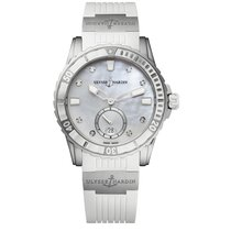 Ulysse Nardin Lady Diver Steel 40mm Mother of pearl United States of America, Florida, Miami