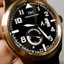 IWC IW3201-03 Rose gold Pilot 44mm pre-owned United States of America, North Carolina, Winston Salem