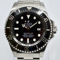 Rolex Sea-Dweller Deepsea 116660 2016 pre-owned