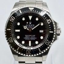 Rolex Sea-Dweller Deepsea 116660 2016 gebraucht