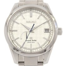Seiko 9R65 40.5mm pre-owned
