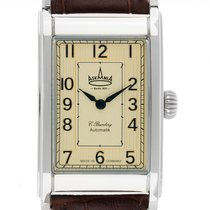 Askania Steel 44mm Automatic ASK-8011 new
