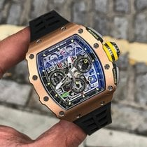 Richard Mille Rose gold 49.94mm Automatic RM011-03 new United Kingdom, London