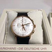 Junghans Stahl 40mm Automatik 027/7323.00 gebraucht Deutschland, Rietberg