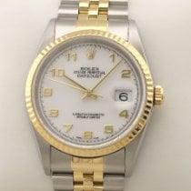 Rolex Datejust 16233 Automatic Automatik 2001 gebraucht