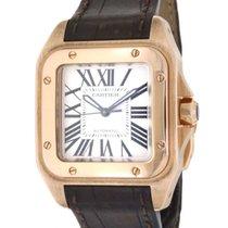 Cartier Santos 100 подержанные