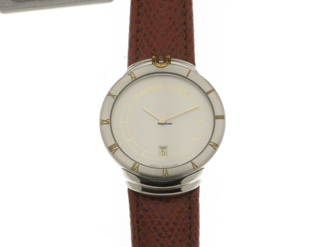 d5212e9f222 Preços de relógios Universal Genève