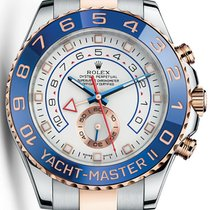 Rolex Yacht-Master II Gold/Steel 44mm United Kingdom