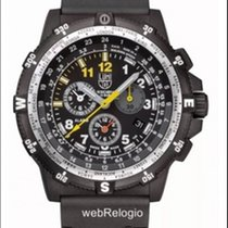 Luminox Recon Carbon 48mm Schwarz