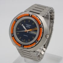 Longines ADMIRAL   DIVER  AUTOMATIC  ORANGE