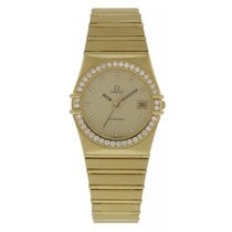 Omega Constellation 18K Yellow Gold 4961080