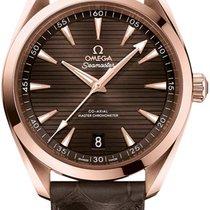 Omega Seamaster Aqua Terra nuevo 2020 Automático Reloj con estuche original