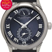 Chopard Platina Handopwind 43mm tweedehands L.U.C