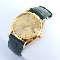 Rolex Oyster Perpetual Date Ref. 1503  18k Gold 750er