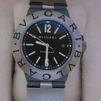 Bulgari - Diagono Titanium - TI 44 TA - Men - 2000-2010