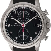 IWC : Portuguese Yacht Club :  IW390204 :  Stainless Steel
