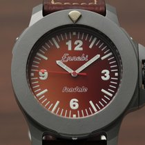 Ennebi 47mm Automatic 2012 pre-owned Brown