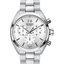 Movado Datron Series Mens Swiss Chronograph Quartz Watch 0606477