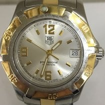 TAG Heuer 2000 Gold/Steel 37mm
