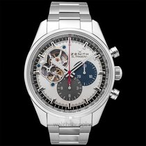 Zenith El Primero Chronomaster new Automatic Watch with original box and original papers 03.2040.4061/69.M2040
