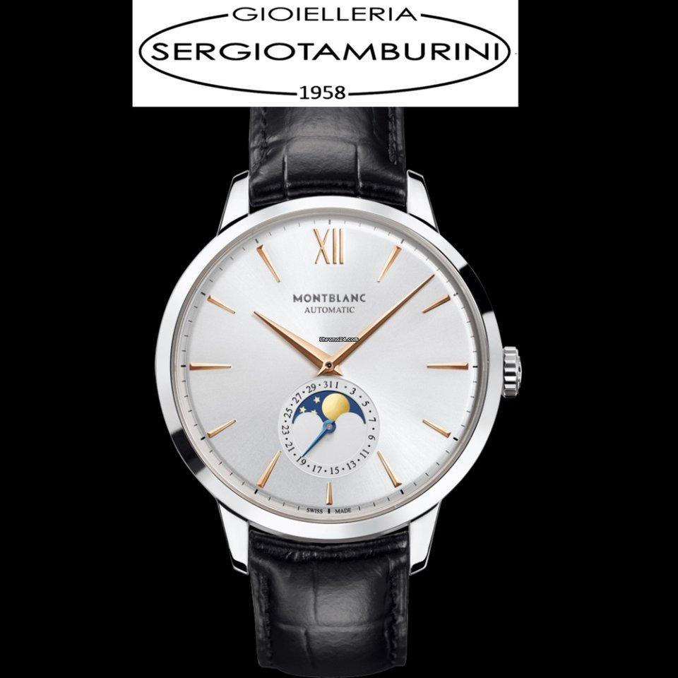 74847b49588 Montblanc Heritage Spirit - Todos os preços de relógios Montblanc Heritage  Spirit na Chrono24