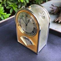 Breguet 6190AG12 desk clock chronograph  6190 breguet