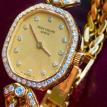 百达翡丽  FACTORY Diamond Set wristwatch