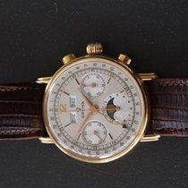 Orfina Chronograph Handaufzug Schaltrad Kaliber 88 Valjoux