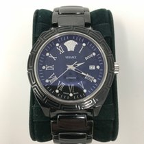 Versace Automatic 2010 pre-owned Black