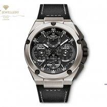 IWC Ingenieur Perpetual Calendar Digital Date-Month IW379201 Ny Titan 46mm Automatisk