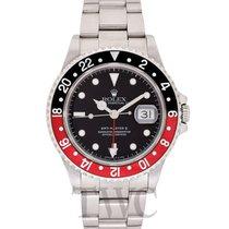 ロレックス 16710 ステンレス GMT マスター II