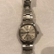 Rolex Oyster Perpetual 34 usados 32mm Plata