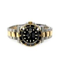 Rolex Submariner Date usato 40mm Oro/Acciaio
