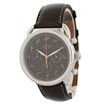 Hermès Steel 43mm Automatic AR4.910 pre-owned United States of America, New York, New York