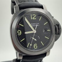 Panerai Special Editions gebraucht 44mm Stahl