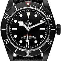 Tudor Black Bay Dark Steel 41mm Black No numerals United States of America, New York, New York