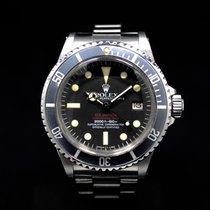 Rolex Sea-Dweller Stahl Schweiz, Geneva