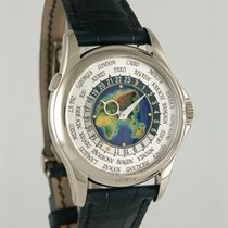 Patek Philippe World Time Bjelo zlato 39.5mm