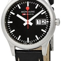 Mondaine Steel Quartz A669.30311.14SBB new United States of America, New York, Brooklyn