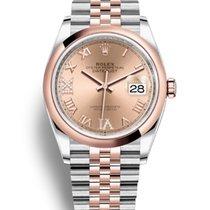 Rolex Datejust M126201-0027 new