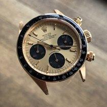 Rolex 6263/8 Geelgoud 1977 Daytona tweedehands